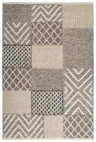 HANDWEBTEPPICH  Grau  160/230 cm - Grau, KONVENTIONELL, Textil (160/230cm) - ESPOSA