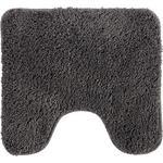 WC-VORLEGER 45/50 cm  - Grau, Basics, Naturmaterialien/Textil (45/50cm) - Esposa