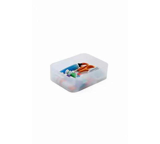 BOX - Transparent, KONVENTIONELL, Kunststoff - Rotho