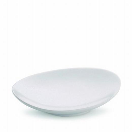 SEIFENSCHALE - Weiß, Basics, Keramik (14,5/11,5/2,5cm)