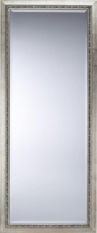 SPIEGEL Silberfarben - Silberfarben, LIFESTYLE, Glas/Holzwerkstoff (70/170/3,20cm) - LANDSCAPE