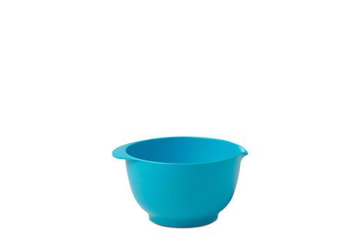 RÜHRSCHÜSSEL - Blau, Design, Kunststoff (17/14,5/8,8cm) - Mepal Rosti