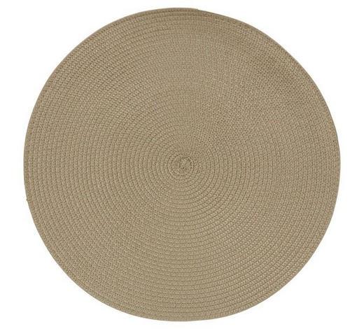 TISCHSET 38/38 cm Textil - Naturfarben, Basics, Textil (38/38cm) - Homeware
