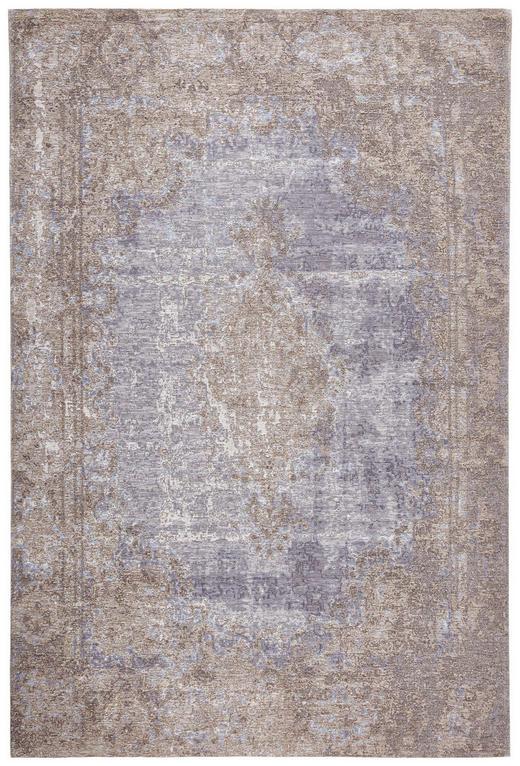 FLACHWEBETEPPICH  240/330 cm  Beige, Blau - Blau/Beige, Textil (240/330cm) - NOVEL