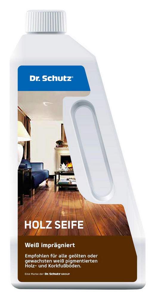BODENPFLEGEMITTEL Korkboden, Parkett - Basics (0,75l) - Dr. Schutz