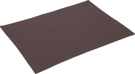 TISCHSET - Beige/Braun, Basics, Textil (35/46cm) - Linum