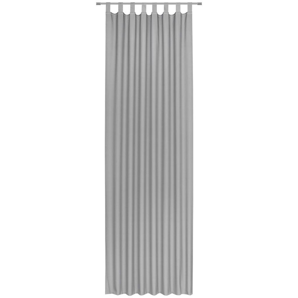 Esposa Outdoor schlaufenschal blickdicht 140/300 cm