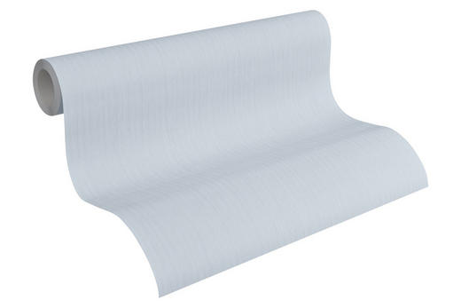 VLIESTAPETE 10,05 m - Hellblau, Basics, Textil (53/1005cm) - Esprit