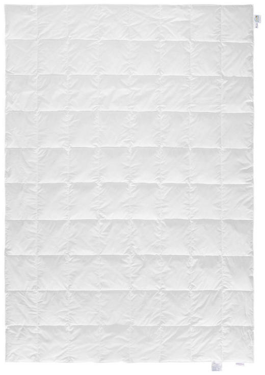 LEICHTDECKE 140/200 cm - Weiß, Basics, Textil (140/200cm) - Sleeptex