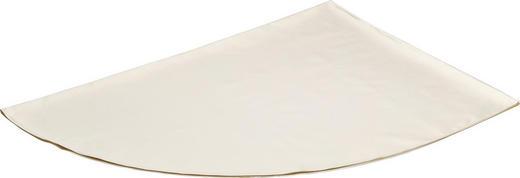 TISCHDECKE Textil Creme 160/220 cm - Creme, Textil (160/220cm)