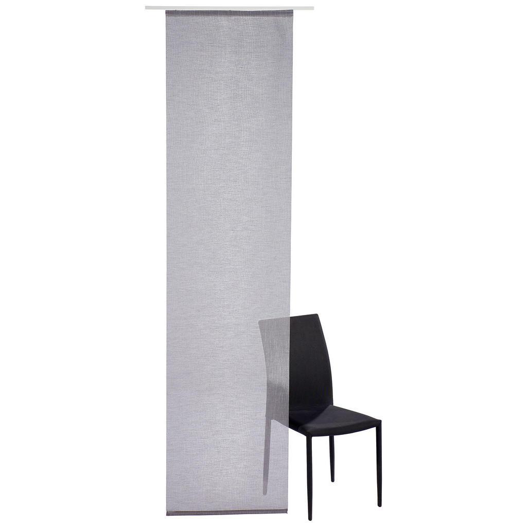 Novel FLÄCHENVORHANG transparent 60/245 cm