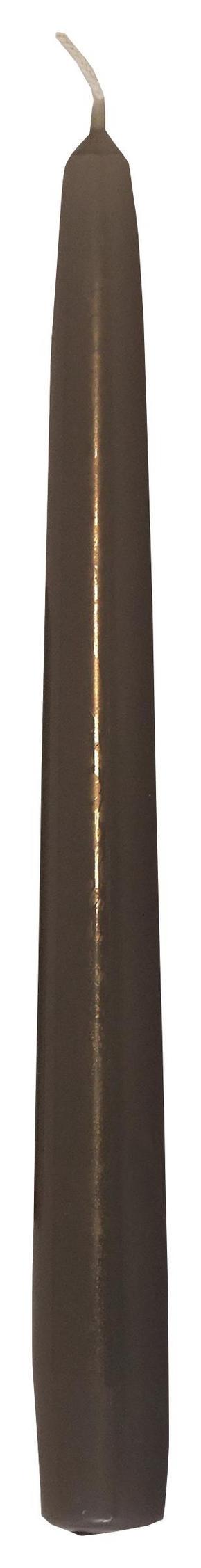 KRONLJUS - mullvadsfärgad/gråbrun, Basics (24cm) - Steinhart