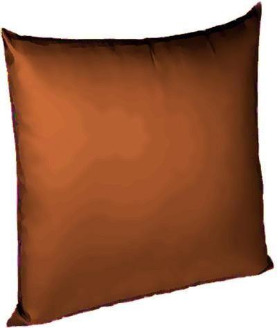 KISSENHÜLLE Dunkelbraun 40/40 cm - Dunkelbraun, Basics, Textil (40/40cm) - FLEURESSE