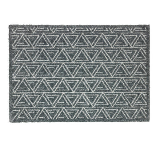 FUßMATTE 50/70 cm  - Grau, Design, Textil (50/70cm) - Schöner Wohnen