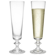 CHAMPAGNEGLAS - Lifestyle, glas (0,205l) - Novel