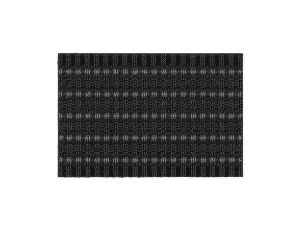 FUßMATTE 40/60 cm - Anthrazit, KONVENTIONELL, Textil (40/60cm) - ESPOSA