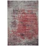 ORIENTTEPPICH Alkatif Modern   - Rot, Trend, Textil (80/150cm) - Esposa