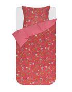 POSTELJNINA perkal roza 140/200 cm  - roza, Konvencionalno, tekstil (140/200cm) - Pip Home