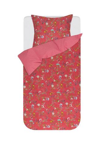POSTELJNINA - roza, Konvencionalno, tekstil (140/200cm) - Pip Home