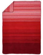 MEHKA ODEJA FENICE - rdeča/bela, Design, tekstil (150/200cm) - Novel