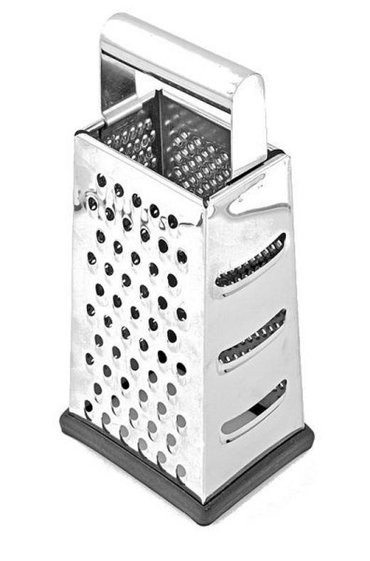 VIERKANTREIBE - Anthrazit/Silberfarben, Basics, Kunststoff/Metall (24.5cm) - Homeware