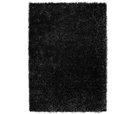 HOCHFLORTEPPICH  70/140 cm  getuftet  Schwarz - Schwarz, Basics, Textil (70/140cm) - ESPRIT