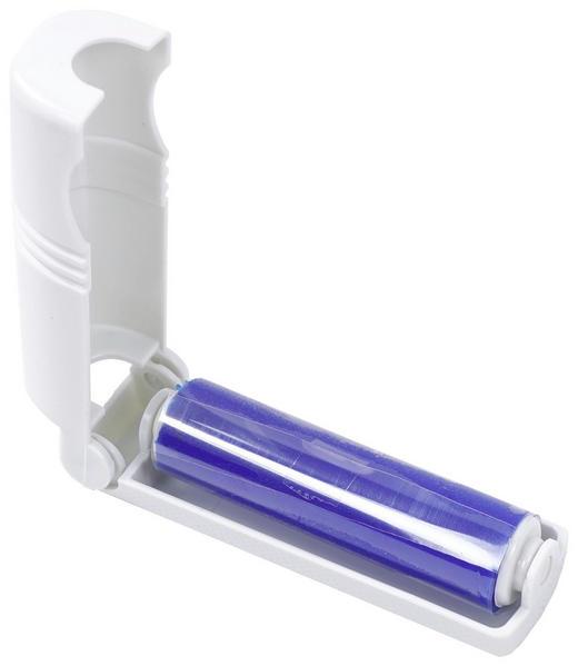 FUSSELROLLE - Blau/Weiß, Basics, Kunststoff