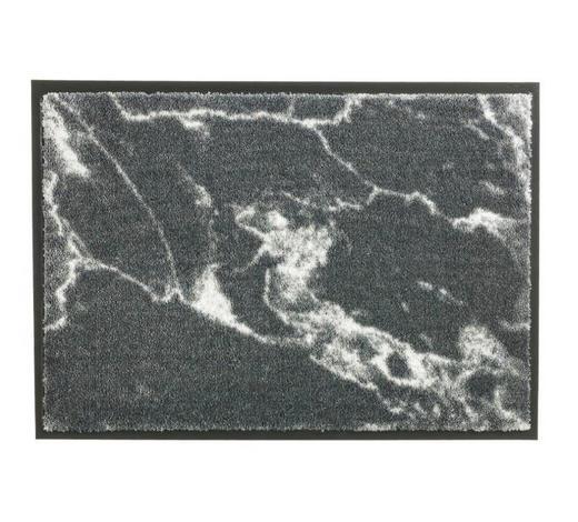 FUßMATTE 67/100 cm  - Grau, Design, Textil (67/100cm) - Schöner Wohnen