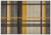 TKANA PREPROGA - zlata/bež, Konvencionalno, tekstil/ostali naravni materiali (120/170cm) - Novel