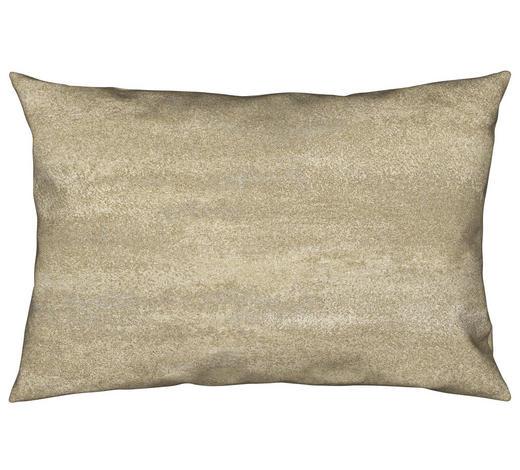 KISSENHÜLLE Beige 40/80 cm  - Beige, Design, Textil (40/80cm) - Novel