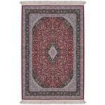 WEBTEPPICH  160/230 cm  Multicolor, Rot, Platinfarben   - Platinfarben/Rot, LIFESTYLE, Textil (160/230cm) - Esposa