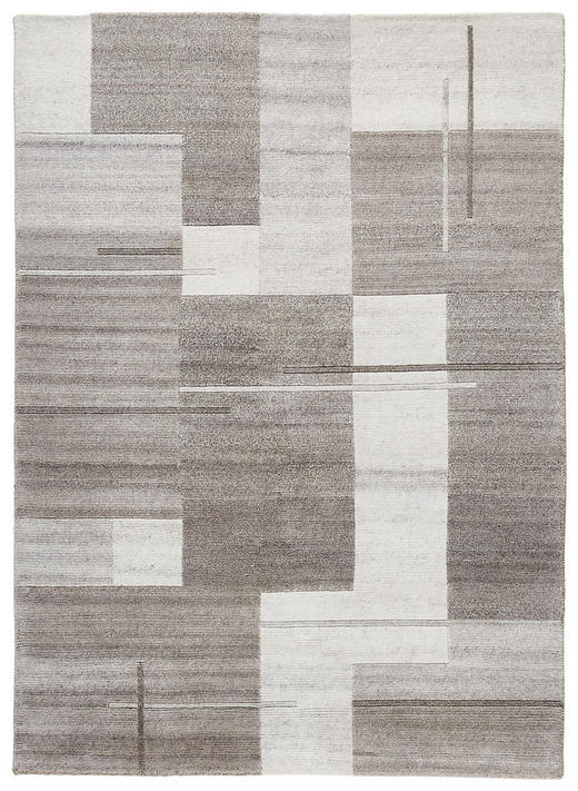 ORIENTTEPPICH  140/200 cm  Silberfarben - Silberfarben, Basics, Textil (140/200cm) - Esposa