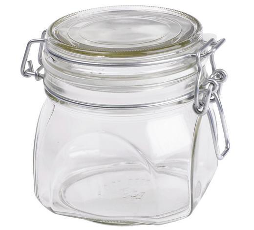 EINMACHGLAS 500 ml - Klar, Basics, Glas (0,50l)
