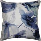 Zierkissen - Blau/Multicolor, Design, Textil (45/45cm) - Ambia Home