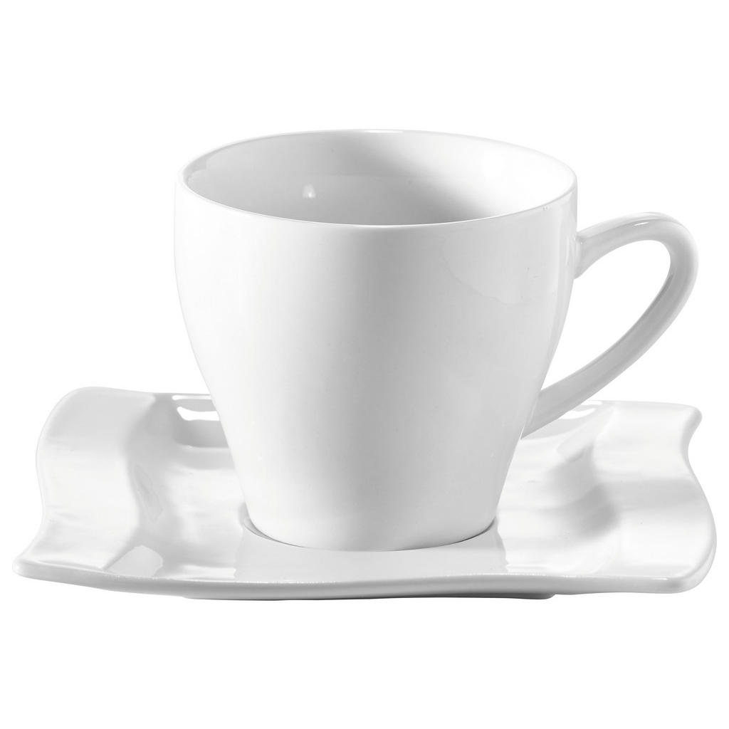 Novel Kaffeetasse mit untertasse