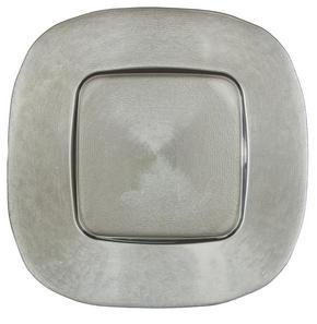 UNDERTALLRIK - grå, Design, glas (34 34 cm) - Novel