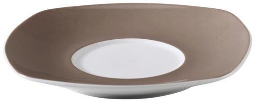 UNTERTASSE - Dunkelbraun, Basics, Keramik (15cm) - Ritzenhoff Breker
