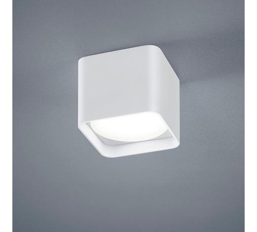 LED-DECKENLEUCHTE   - Weiß, KONVENTIONELL, Metall (10/10/8,5cm) - Helestra