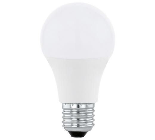 LED-LEUCHTMITTEL - Weiß, Basics, Glas (12cm)
