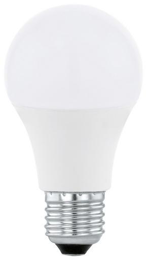 LED - vit, Basics, glas (12cm)