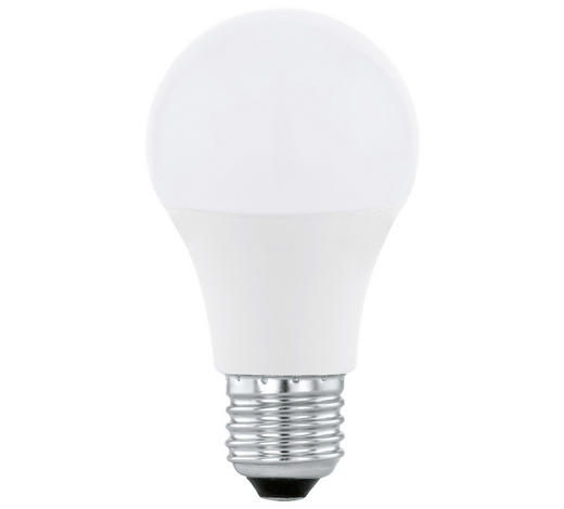 LED ŽÁROVKA - bílá, Basics, sklo (12cm)