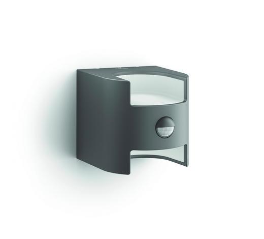 MYGARDEN LED-AUßENWANDLEUCHTE Anthrazit  - Anthrazit, Design, Metall (12,85/12,79/15,65cm) - Philips