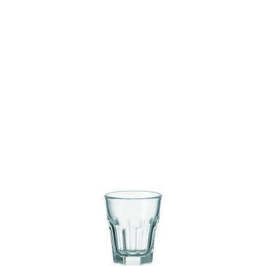 SCHNAPSGLAS - Klar, Basics, Glas (15.5/6.5/11cm) - Leonardo