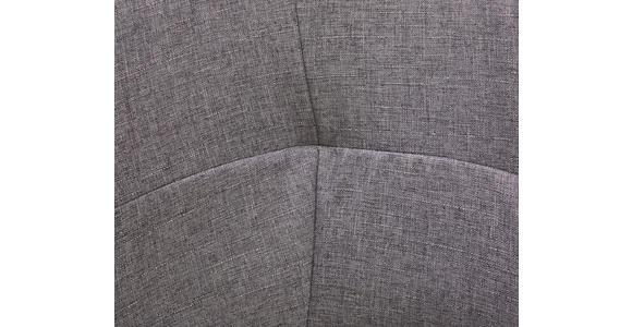 STUHL in Holz, Textil Anthrazit, Grau, Eichefarben  - Eichefarben/Anthrazit, KONVENTIONELL, Holz/Textil (55/84/57cm) - Venda