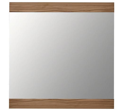 ZRCADLO, 89/90/2 cm,  - barvy buku, Design, dřevo/sklo (89/90/2cm) - Dieter Knoll
