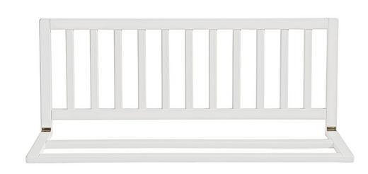 BETTSCHUTZGITTER - Weiß, Basics, Holz (102/42/6cm) - My Baby Lou