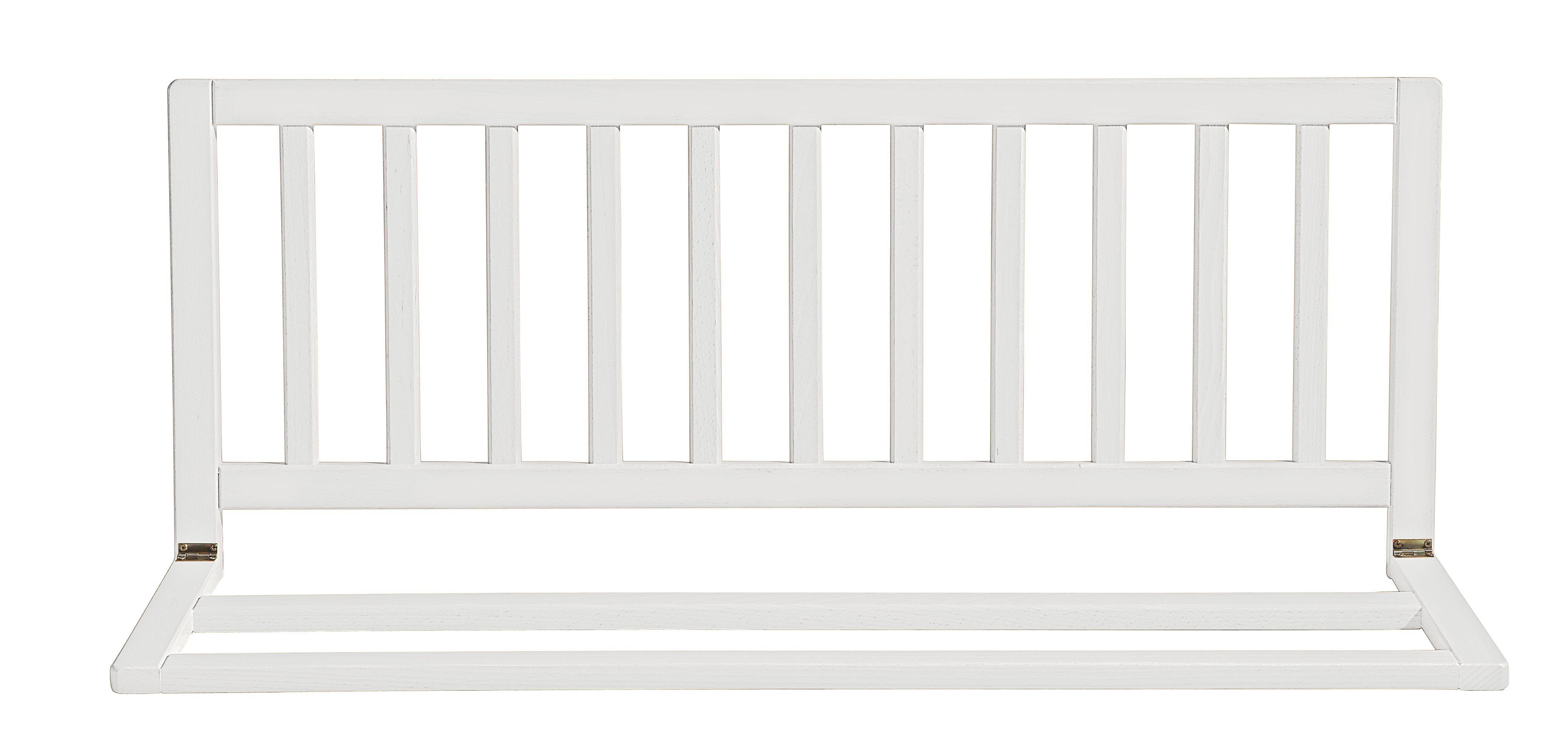 FALLSKYDD - vit, Basics, trä (102/42/6cm) - MY BABY LOU