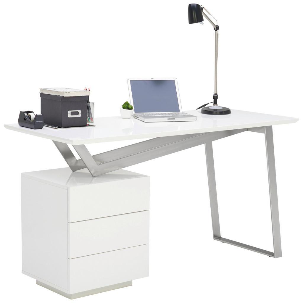 Novel Schreibtisch weiß