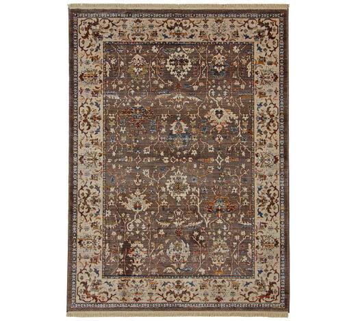 VINTAGE-TEPPICH - Blau/Beige, LIFESTYLE, Textil (133/185cm) - Esposa