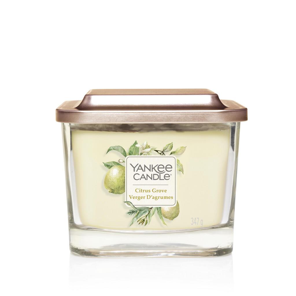 Yankee Candle Duftkerze yankee candle elevation citrus grove